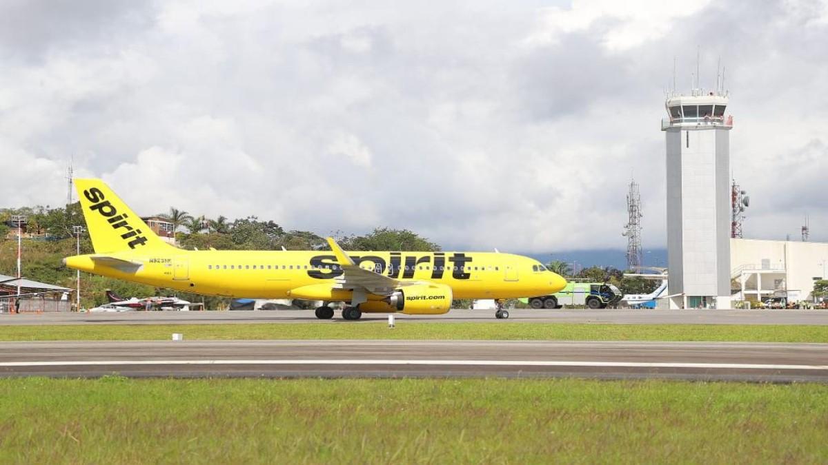 Llegó el primer vuelo directo entre Fort Lauderdale  y Bucaramanga