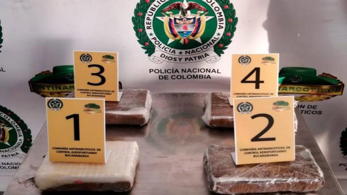 Hallan cocaina en avión que cubre la ruta Bucaramanga – Fort Lauderdale