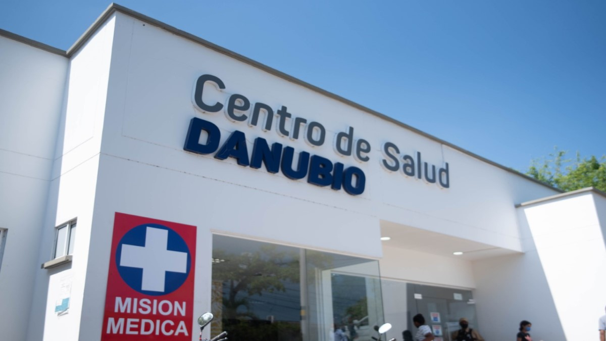 B/bermeja cuenta con una moderna Unidad Materno Infantil en el centro de salud Danubio