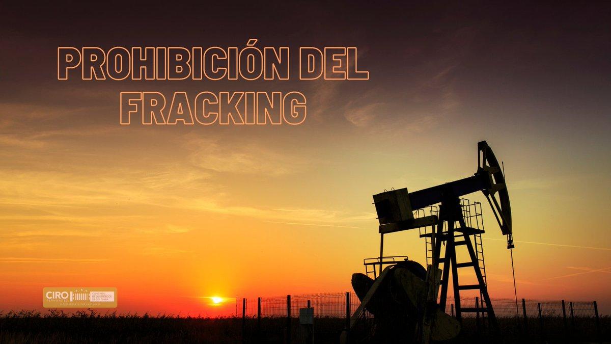 """El Fracking responsable no existe en ningún lugar del planeta"": Ciro Fernández"