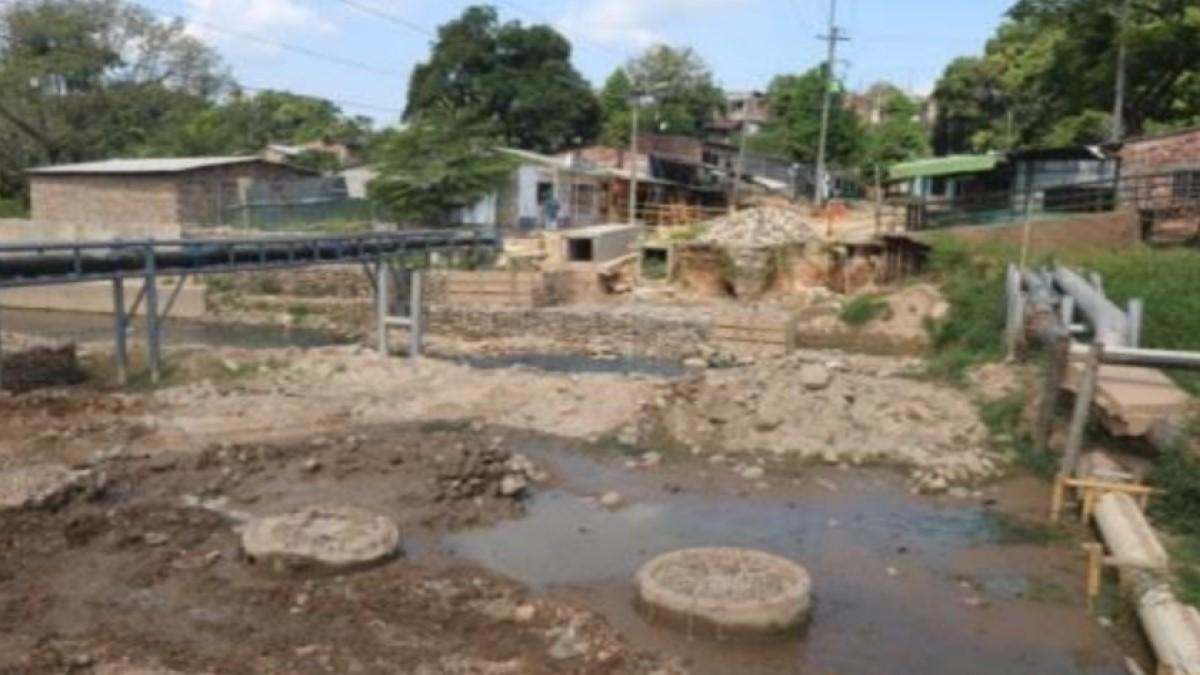 Anuncian proceso administrativo a constructor del puente Pozo Siete