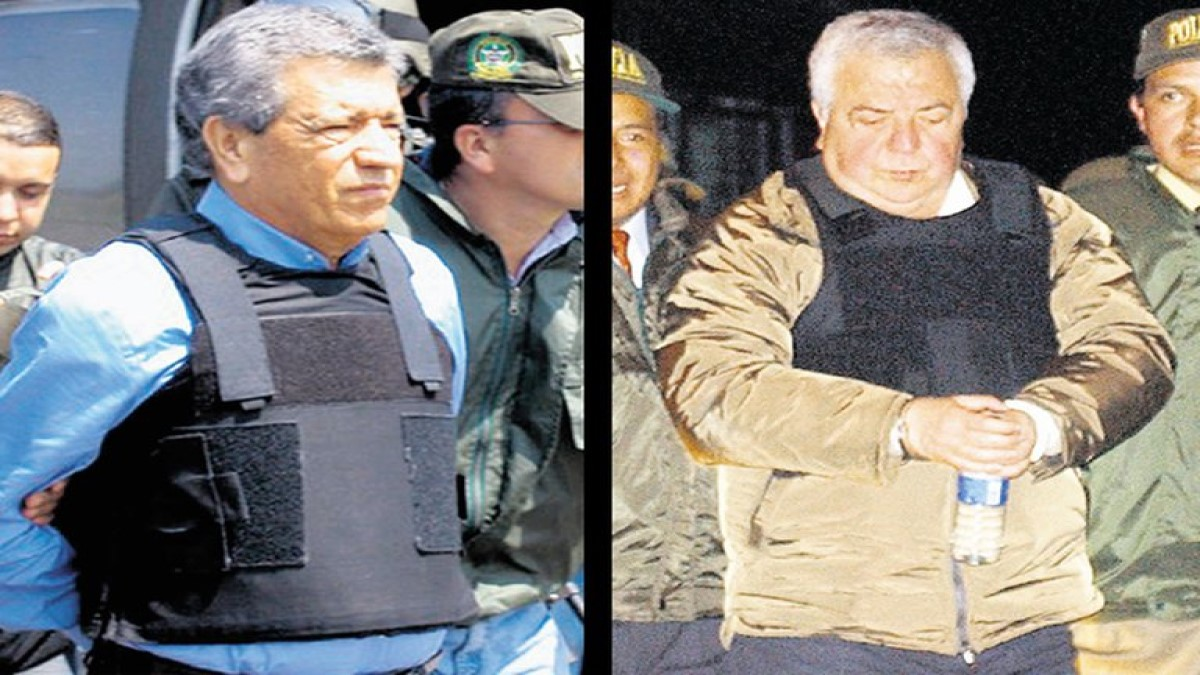 Los hermanos Rodríguez Orejuela, excapos del Cartel de Cali, tienen COVID-19 y piden morir en Colombia