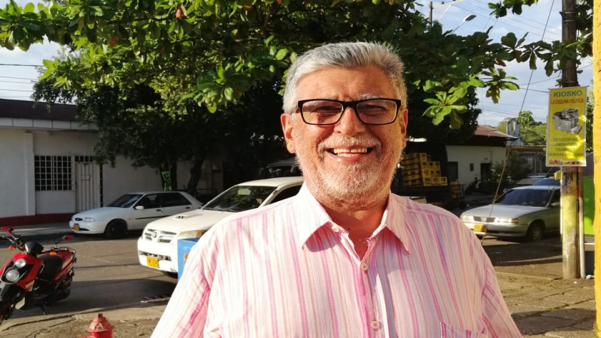"""Barrancabermeja, si te descuidas, vas a terminar en corregimiento"":  Alberto Murcia Severiche"