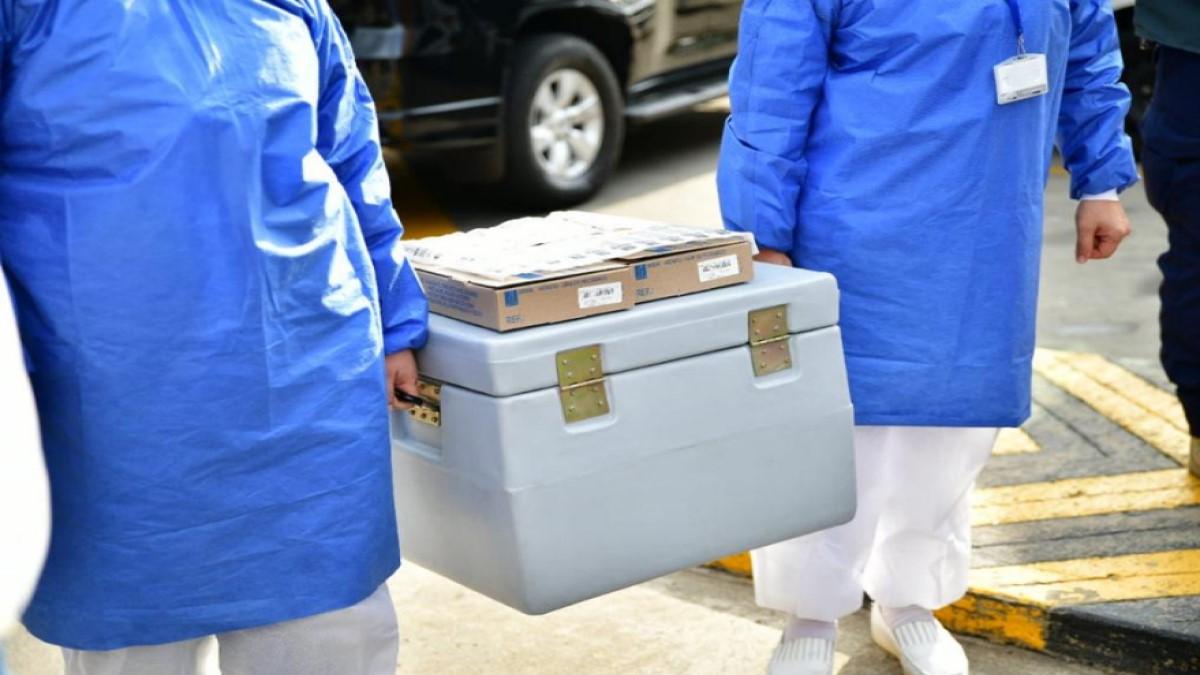 Más de 9.000  vacunas llegarán a Santander para continuar Vacunación contra COVID-19