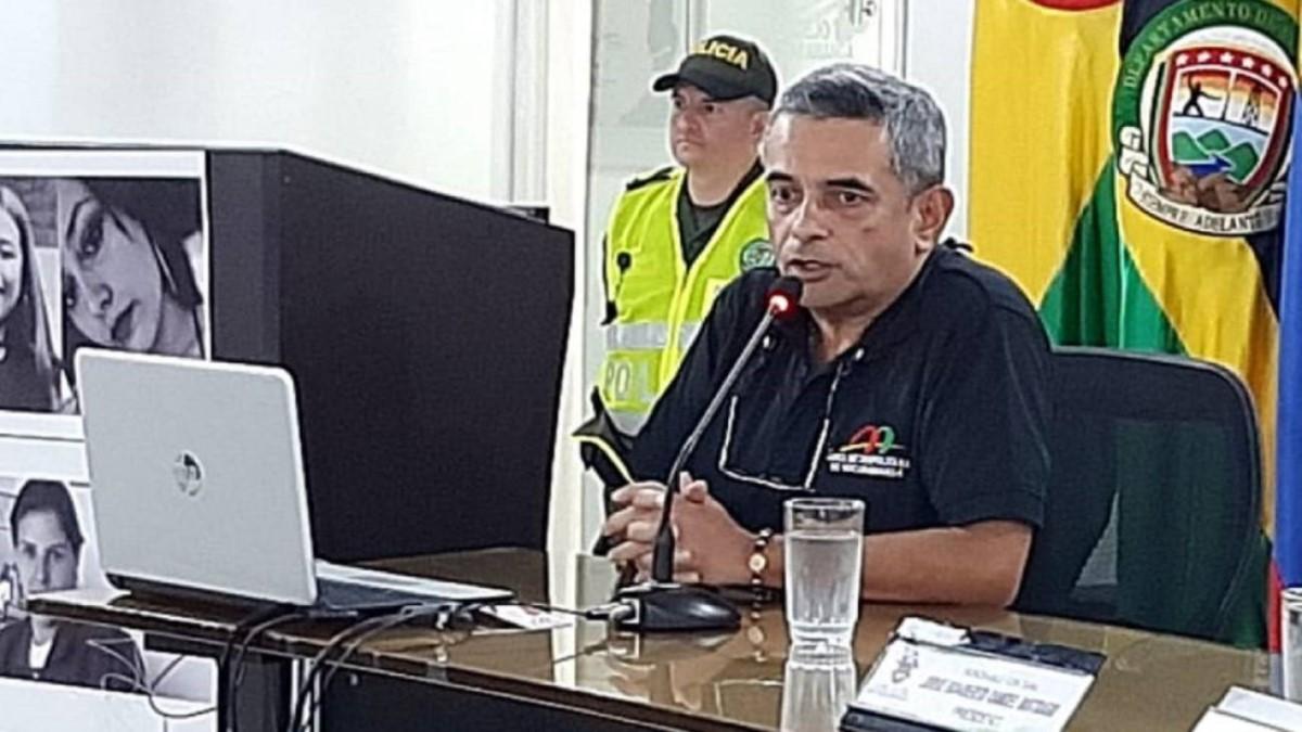 Dictan medida de aseguramiento contra ex director (e) del AMB, Gilberto Moreno, por irregularidades contractuales