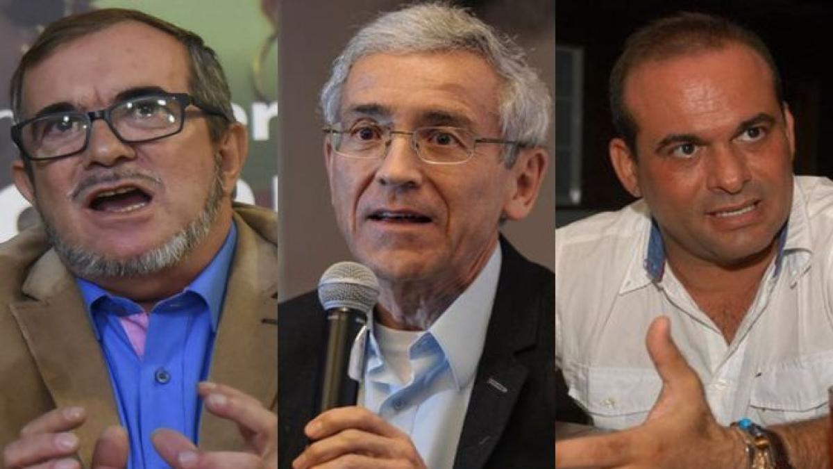 Comisión de la Verdad acepta propuesta de Timochenko y Mancuso