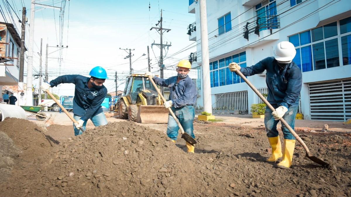 """""""Se acaba el problema de las inundaciones en el parque Infantil"""": Alcalde"""