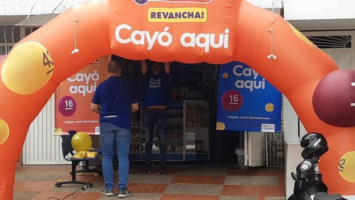 Cayó el Baloto en Bucaramanga, hay un nuevo multimillonario