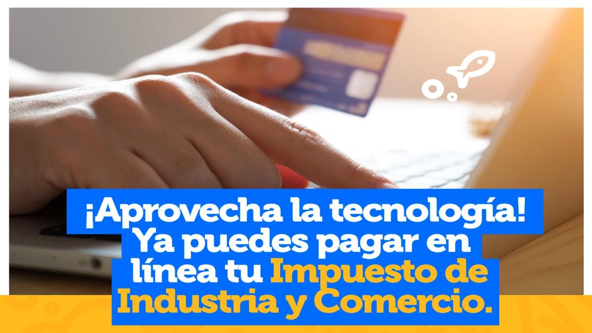 Ya está al servicio de los barranqueños el pago en línea del Impuesto de Industria y Comercio