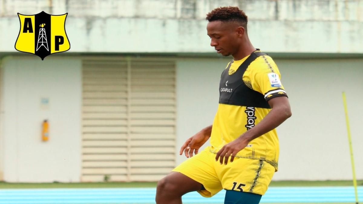 Jugador de Alianza Petrolera convocado a la selección Colombia
