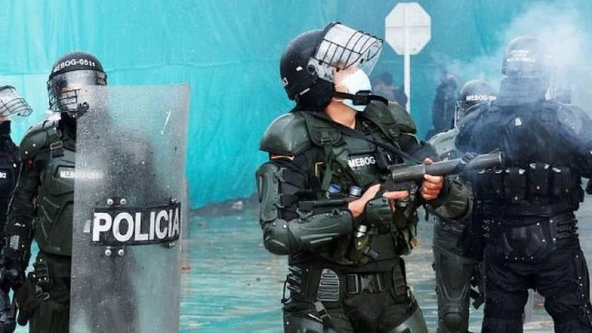 La Policía de Colombia en el ojo del huracán