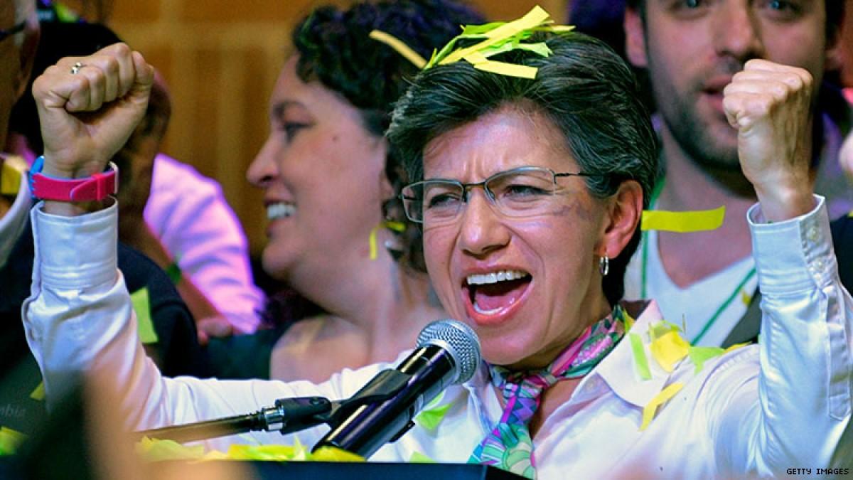 Está sin control la lengua de Claudia López: concejal de Colombia Humana