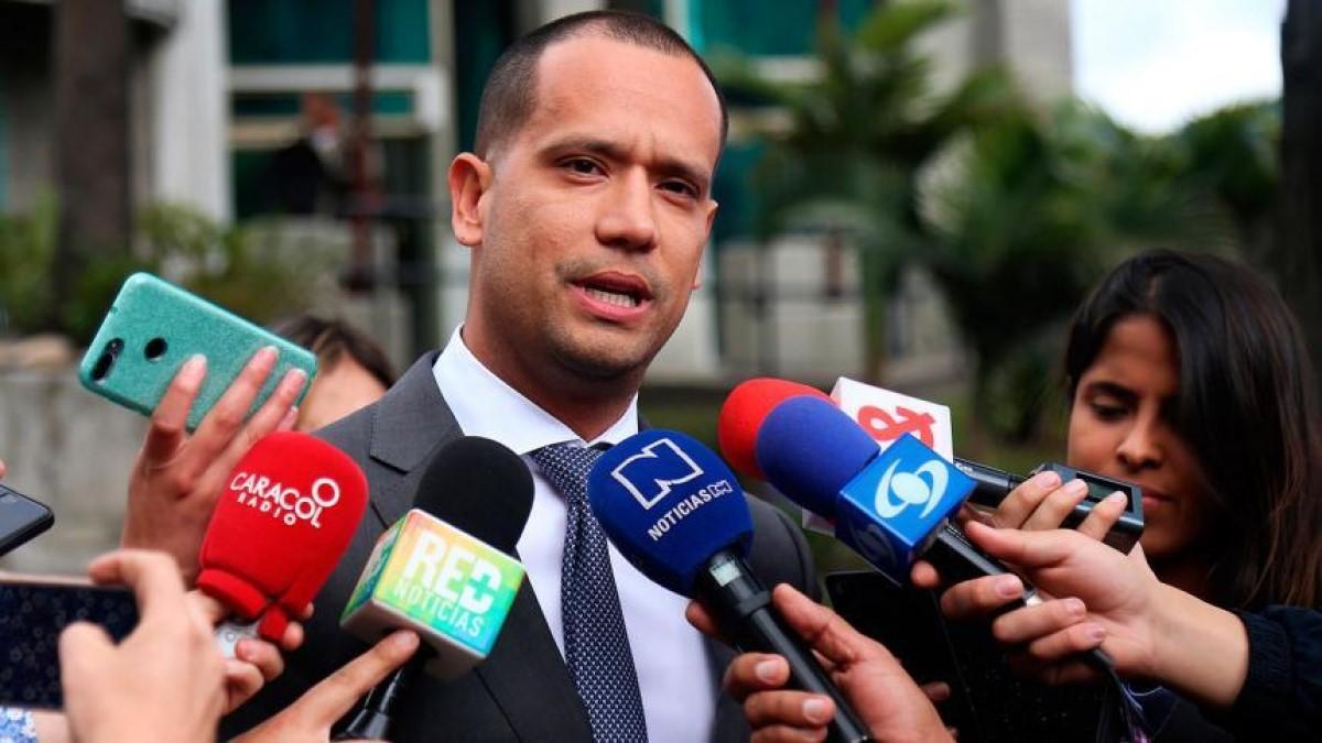 Jueza niega la libertad al abogado Diego Cadena
