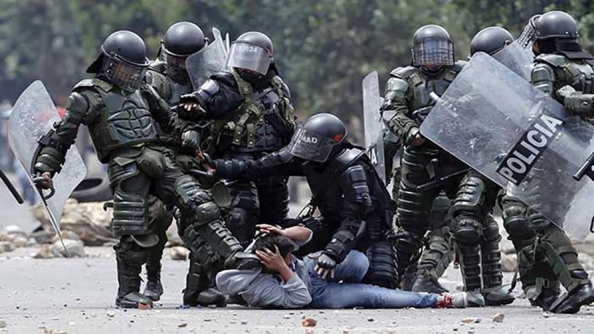 Consejo de Estado ordena pagar al Estado por ojo que perdió un manifestante