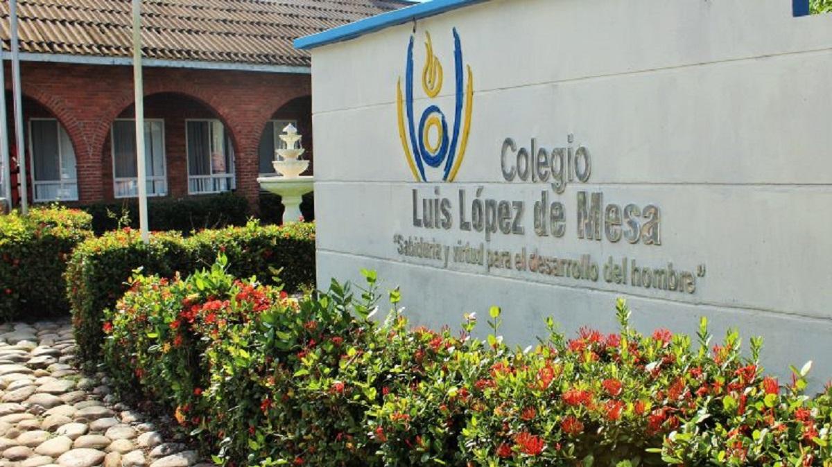 Colegio Luis López de Mesa  de B/bermeja es segundo mejor del país