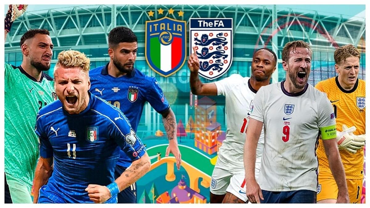 Italia nuevo campeón de la EuroCopa