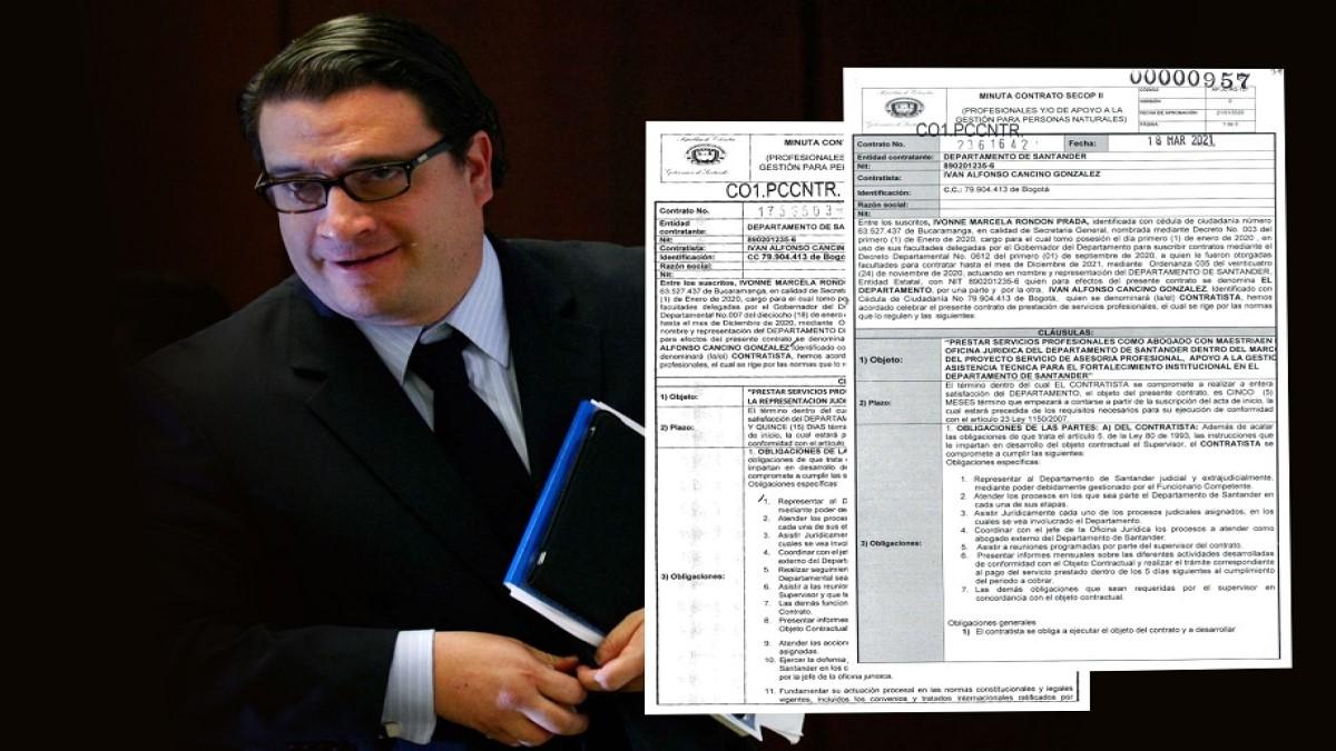Abogado de Richard Aguilar, firmó contratos con la Gobernación de su hermano Mauricio