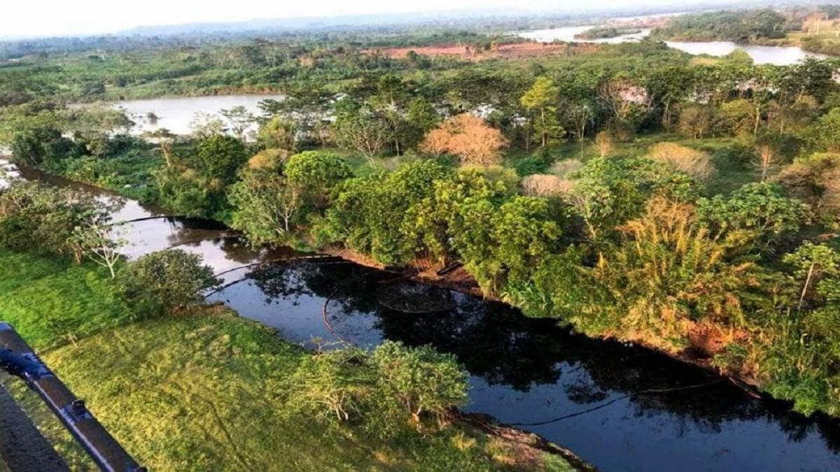 Ecopetrol paga por daños en tragedia de Lizama 158