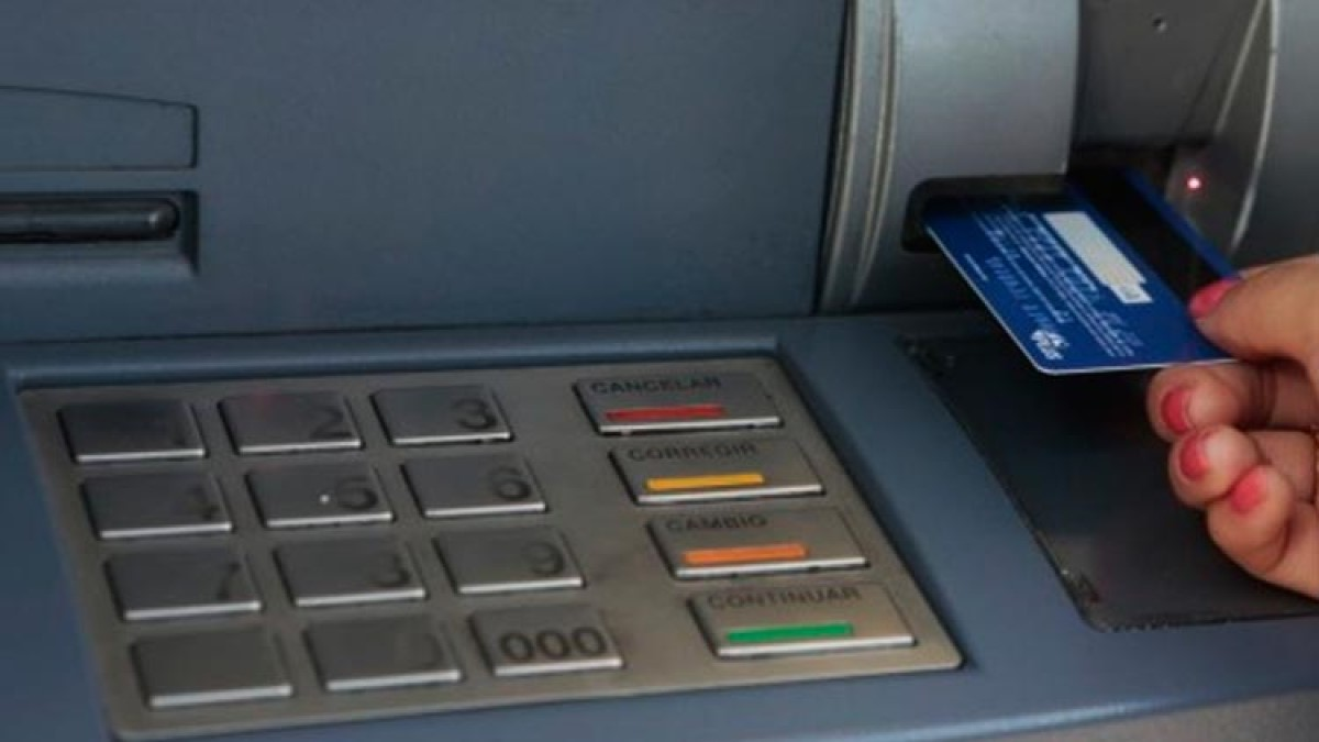 Atención: cajeros automáticos en Colombia empezaron a regir nuevas reglas