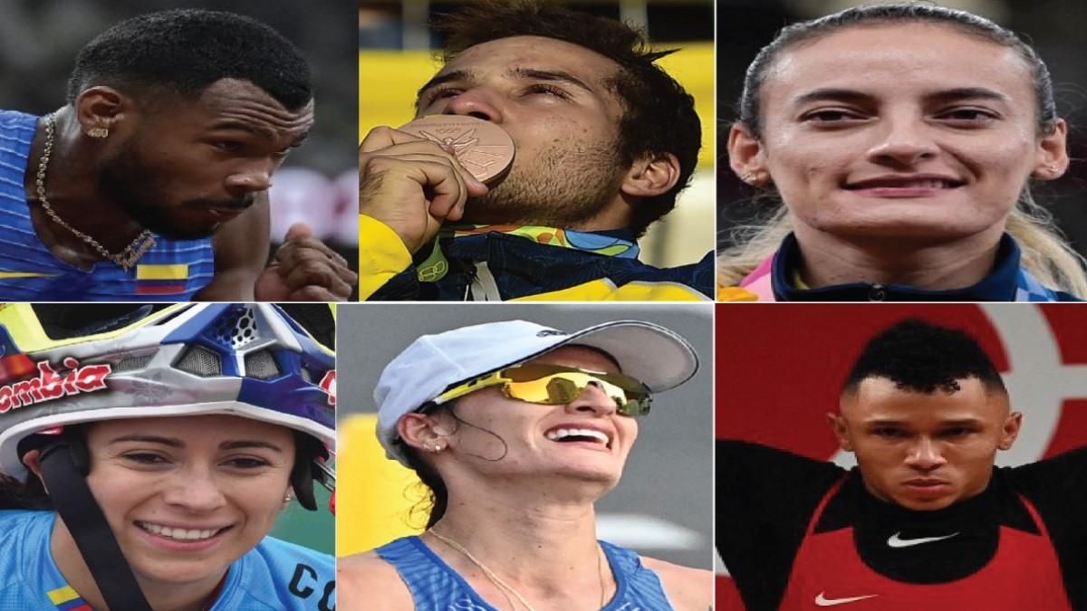 Colombia finalizó en el puesto 66 de los Juegos Olímpicos de Tokio