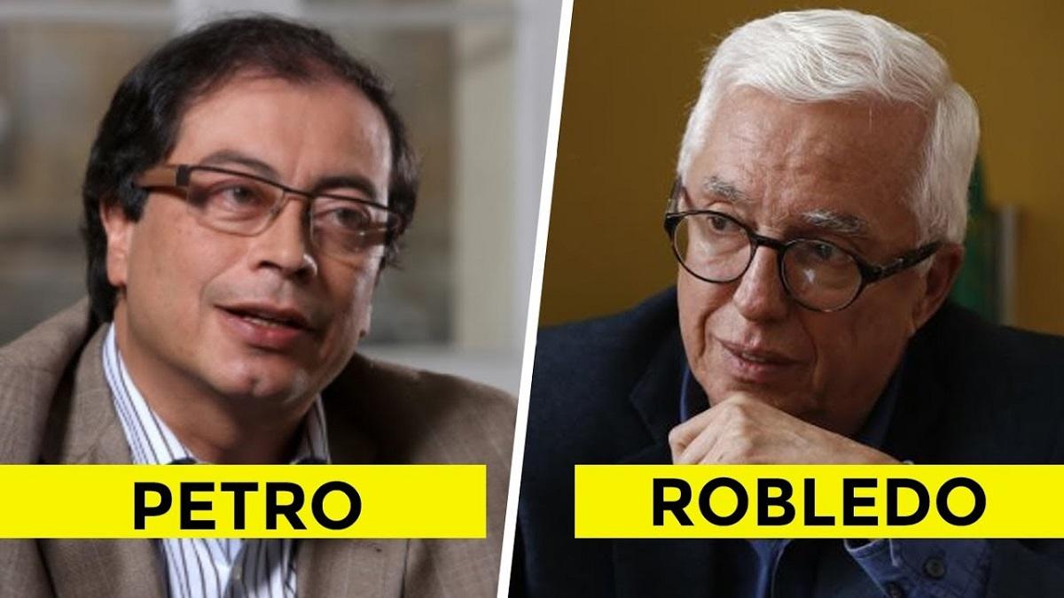 Gustavo Petro le responde a Jorge Robledo sobre el futuro de la exploración petrolera en Colombia