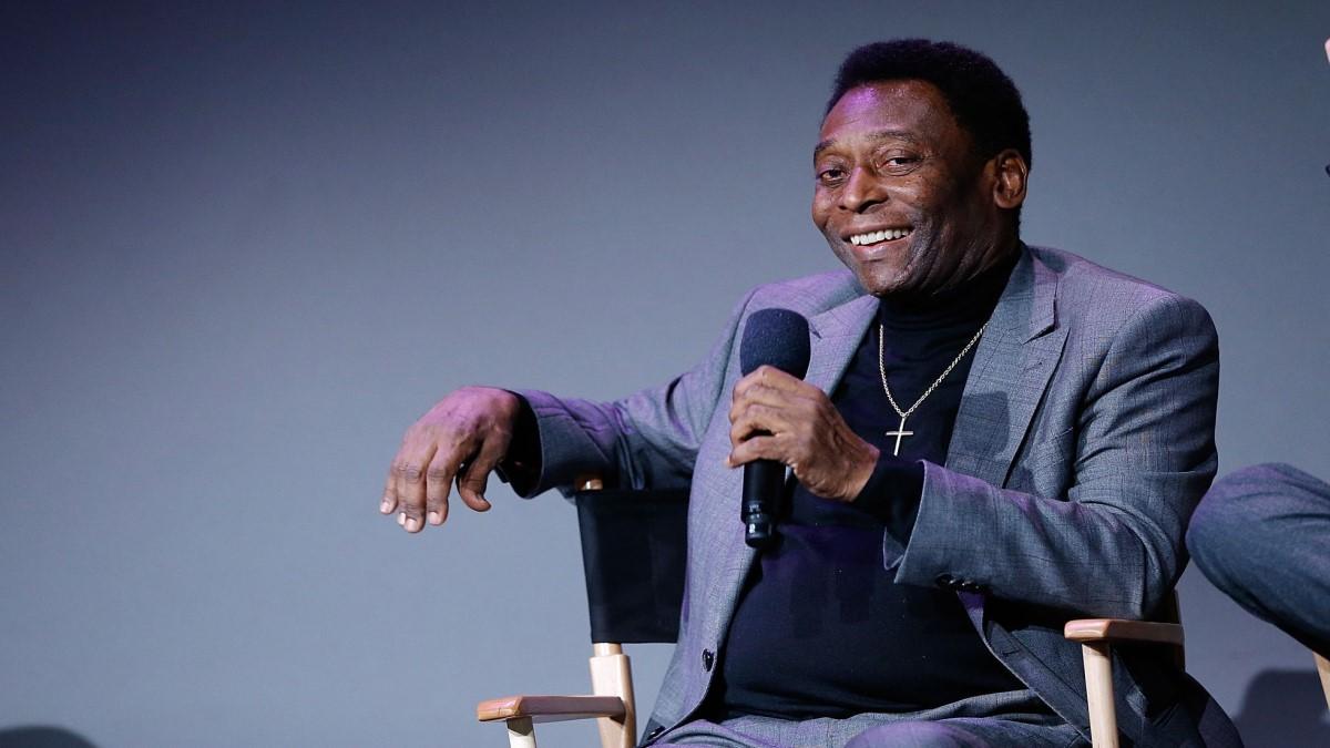 El Rey Pelé se recupera de enfermedad