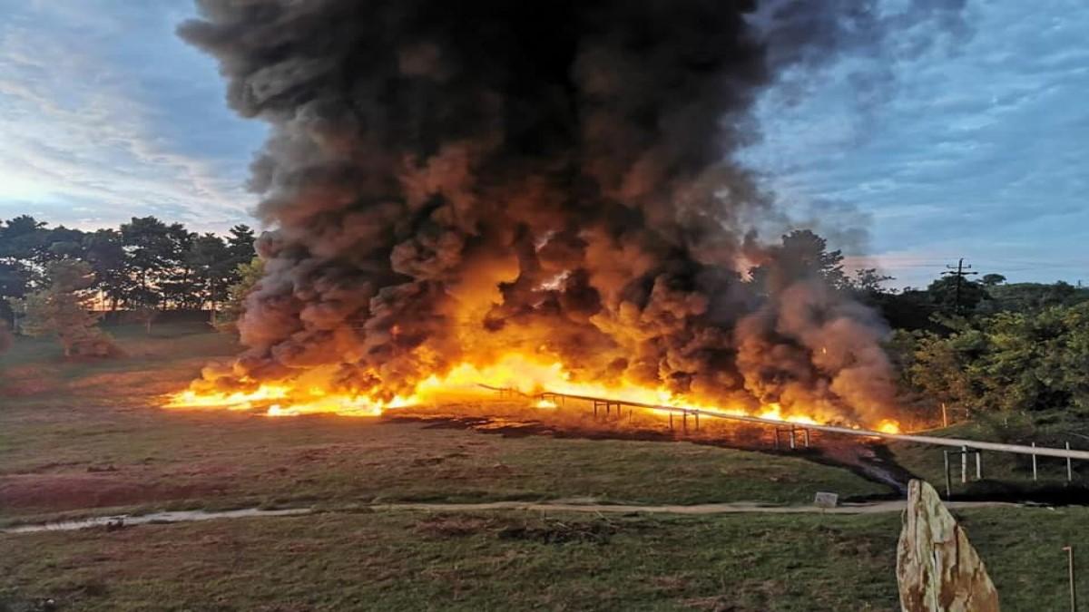 Resultados del consejo de seguridad por acciones en contra de la infraestructura Petrolera en B/bermeja