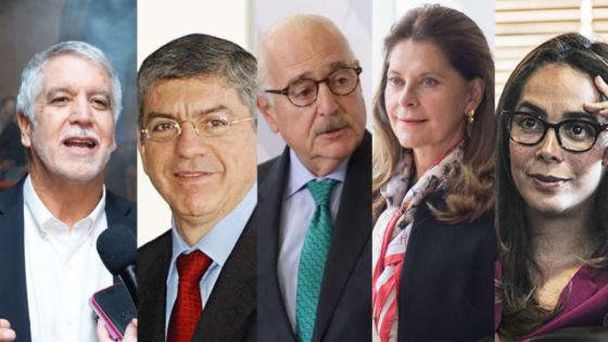 Políticos colombianos que aparecen en 'Pandora Papers'