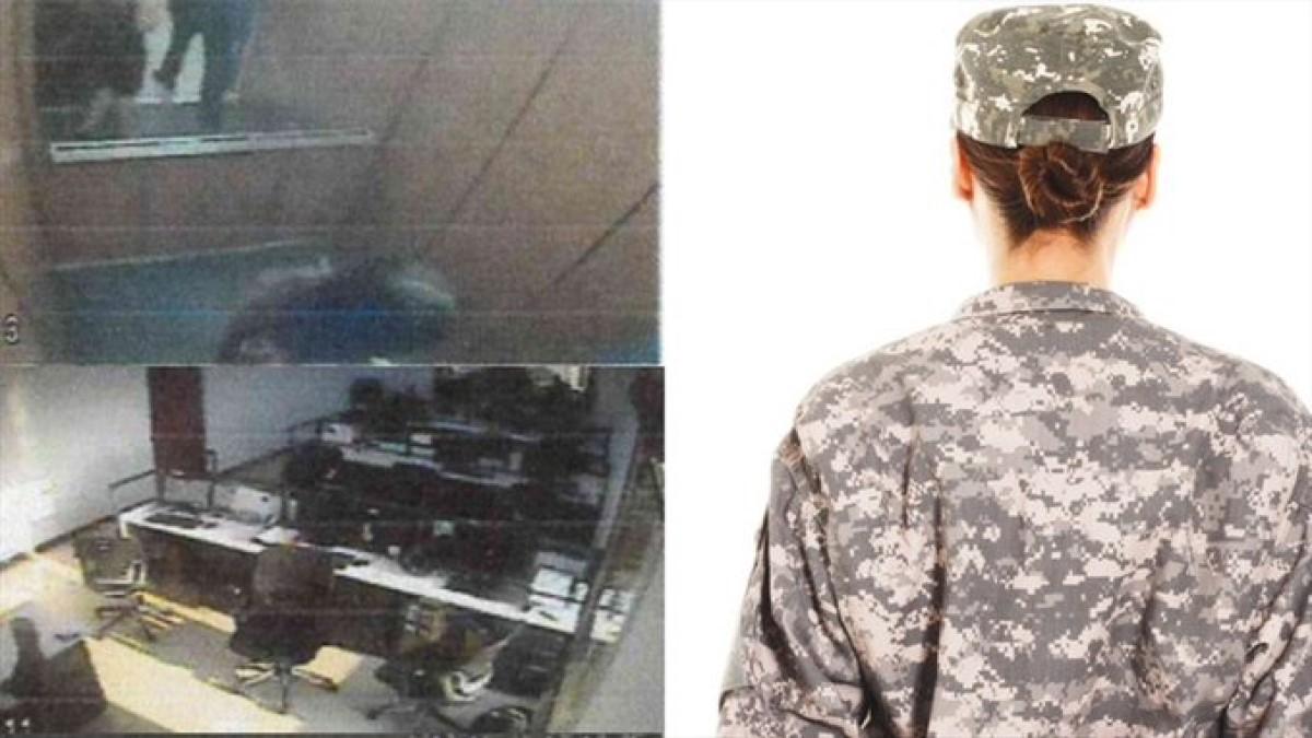 Teniente denuncia por abuso sexual al jefe de Inteligencia del Ejército