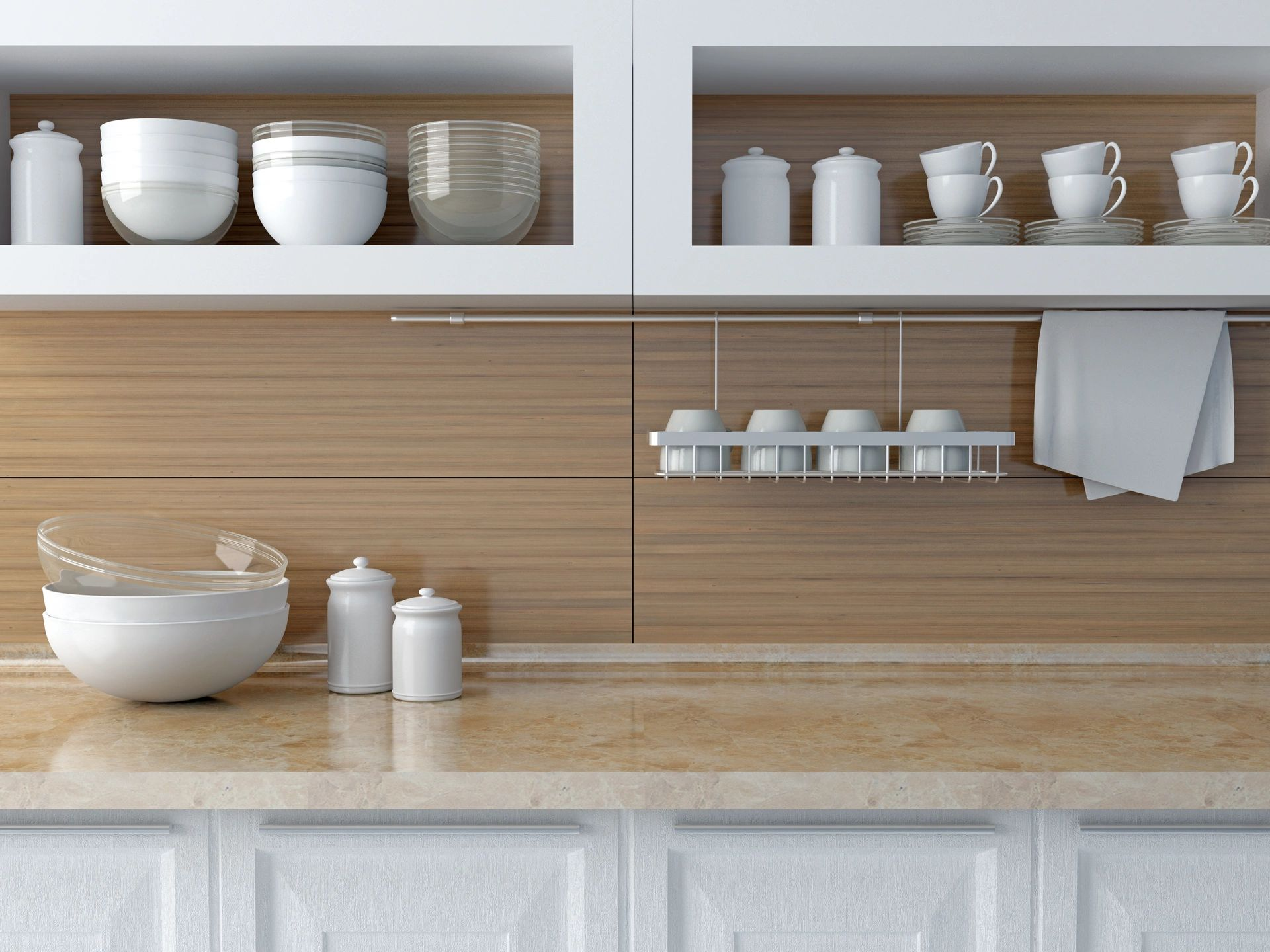 HOW TO KEEP YOUR KITCHEN TIDY