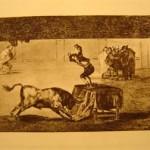 Tauromaquia Plate 19
