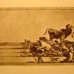 Tauromaquia, Plate 21