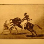 Tauromaquia, Plate 24