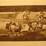 Tauromaquia, Plate 31