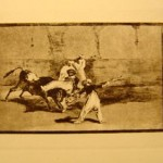 Tauromaquia Plate 8