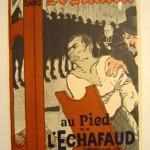 Au Pied De L'Echafaud
