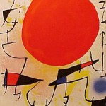 Miro Lithograph I, Number III