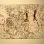 El Entierro del Conde De Orgaz, Plate 12