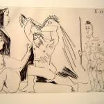 El Entierro del Conde de Orgaz, Plate 5