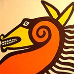 Le Cheval by Alexander Calder