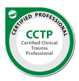 Certification Patch for CCTP - Certified Clinical Trauma Professional