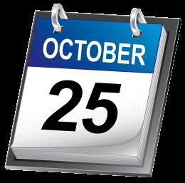 october25