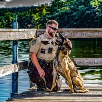Meet the K-9 Dogs – Olmsted-Rochester Law Enforcement K-9