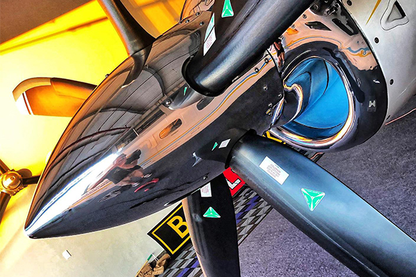aircraft coating san diego