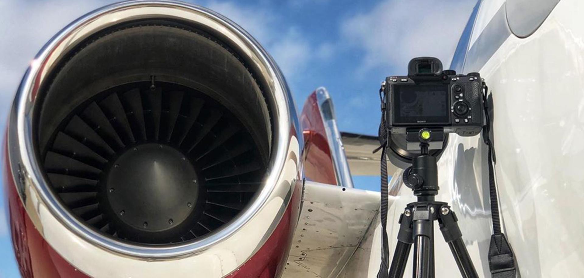 aircraft media services