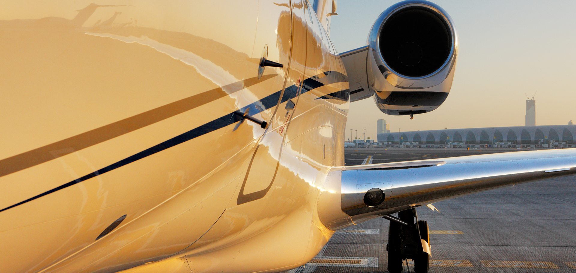 professional aircraft cleaners