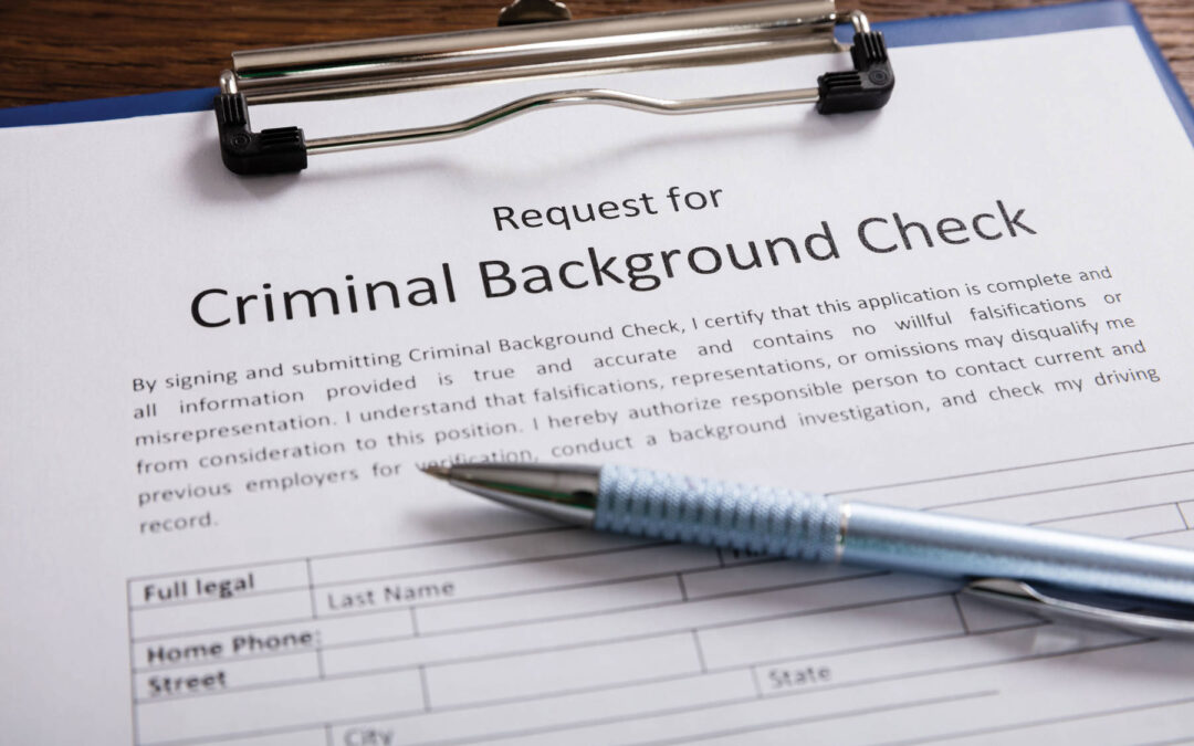 What Shows Up On a Background Check? Seven Things You Learn
