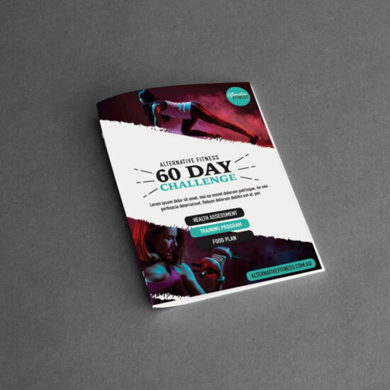 60 Day Challenge Booklet