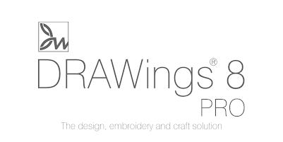 Drawings 8 Pro Logo