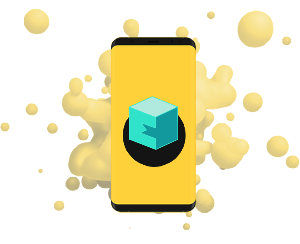 Yellow Phone Logo